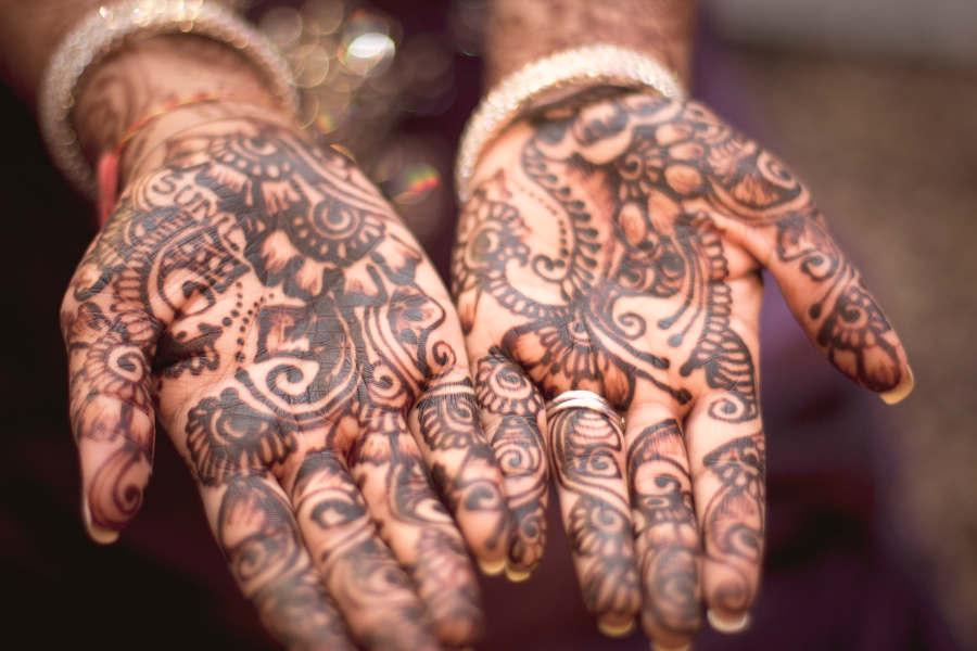 Tattoo On Both Hands