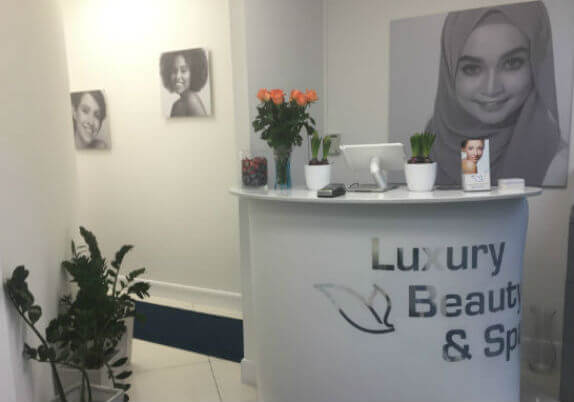 Beauty salon London